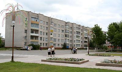 Поселок городского типа Шумилино