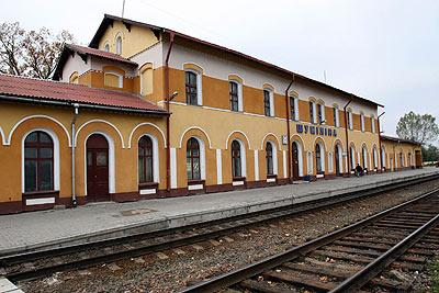Railroad terminal in Shumilino turns 140 years