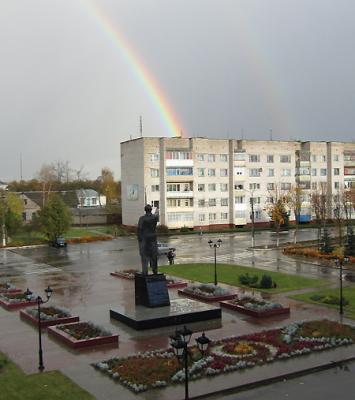 Городской поселок Шумилино
