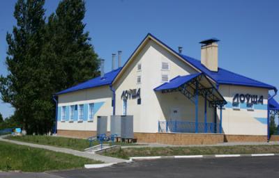 Шумилинскйи район