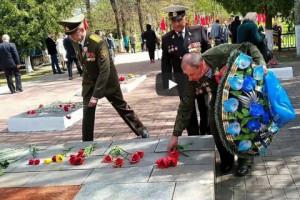 Мероприятия, приуроченные к 75-летию Великой Победы, прошли 9 мая в Шумилинском районе